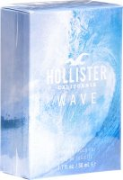 Produktbild von Hollister Wave For Him Eau de Toilette Spray 50ml