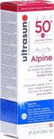 Immagine del prodotto Ultrasun Alpine SPF 50 20ml + 2,3ml di pomata per labbra