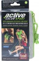 Product picture of Bort Active-Color Sport Ellenbogenbandage M Schwarz