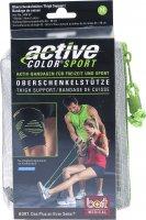 Product picture of Bort Active-Color Sport Oberschenkel M Schw