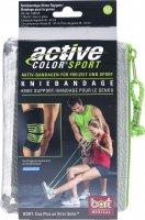 Image du produit Bort Active-Color Sport Kniebandage XL Schwarz