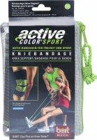 Product picture of Bort Active-Color Sport Kniebandage XXL Schwarz