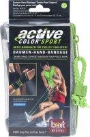 Image du produit Bort Active-Color Sport Daumen-Handbandage XL Schwarz