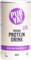 Image du produit Purya! Vegan Protein Drink Raw Energy Bio 550g