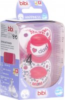 Produktbild von Bibi Nuggi Happiness Densil Ring 6-16 Mum/Dad Duopremium