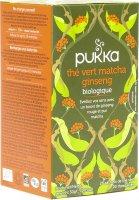 Image du produit Pukka The Vert Matcha Ginseng The Bio Beutel 20 Stück