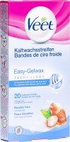 Image du produit Veet Kaltwachsstreifen Beine&Körper Sensible Haut 10x 2 Stück