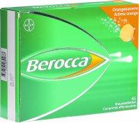Product picture of Berocca Brausetabletten Orange 45 Stück