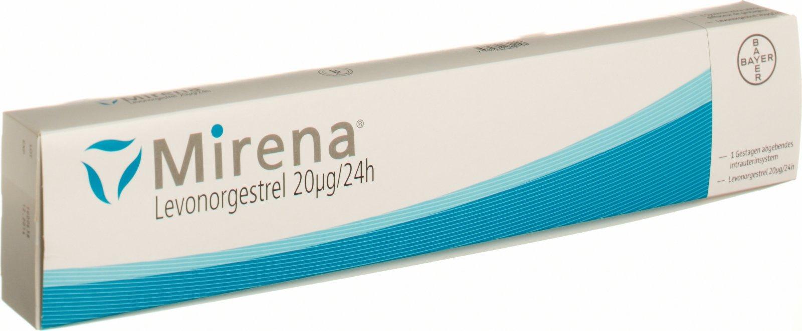 Wechseljahre hormonspirale mirena und Mirena für