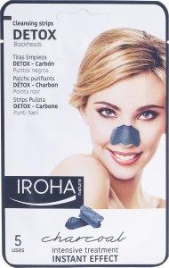 Immagine del prodotto Iroha Detox Cleansing Strips Blackheads Nase 5 Stück