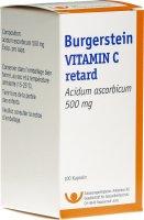 Immagine del prodotto Burgerstein Vitamin C Retard Kapseln 500mg Neu 100 Stück