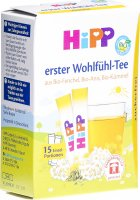 Image du produit Hipp Baby Wohlfühl-tee (neu) 15 Stick 0.36g
