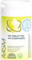 Immagine del prodotto Biosana Msm Tabletten Dose 140 Stück