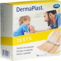 Product picture of Dermaplast Textil Quick Bandage 4cmx5m Roll