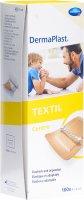 Product picture of Dermaplast Textil Centro Strip 4cmx6cm Skin-Coloured 100 Pieces