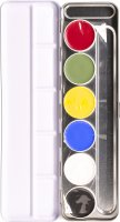 Product picture of Carneval Color Aqua make-up palette 6x 4ml