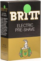 Britt Electric Pre Shave 200ml