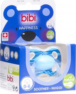 Produktbild von Bibi Nuggi Natural Happiness 0-6 Ring Wild Baby