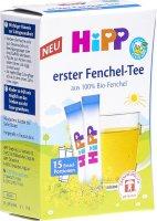 Image du produit Hipp Baby Fenchel Tee (neu) 15 Stick 0.36g