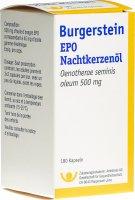 Immagine del prodotto Burgerstein Epo 180 Kapseln