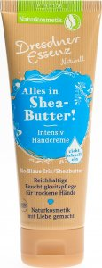 Produktbild von Dresdner Naturell Handcreme All In Sheabu 75ml