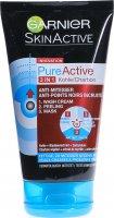 Immagine del prodotto Garnier Skin Active 3in1 Charcoal Tube 150ml
