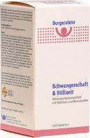 Product picture of Burgerstein Schwangerschaft & Stillzeit 100 Tabletten