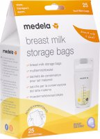 Image du produit Medela Beutel für Muttermilch 25 Stück