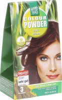 Henna Plus Color Powder 57 Braun 100g