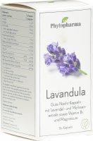 Product picture of Phytopharma Lavandula Kapseln Dose 80 Stück