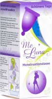 Image du produit Me Luna Menstruationstasse Classic L Blau