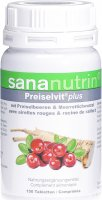 Image du produit Sananutrin Preiselvit Plus Tabletten Dose 150 Stück