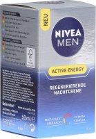 Immagine del prodotto Nivea Men Face Active Energy Regener Nachtcreme 50ml