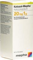 Immagine del prodotto Ketozol Mepha Shampoo 20mg/g (neu) Flasche 60ml