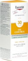 Product picture of Eucerin Sun Face Oil Control LSF 30 Tube 50ml