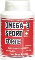 Image du produit Omega-3 Sport Forte Fsn Kapseln 1000mg 60 Stück