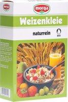 Image du produit Morga Bio Weizenkleie Naturrein Knospe 250g