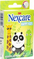 Product picture of 3M Nexcare Kinderpflast Happy Kids Animals 20 Stück