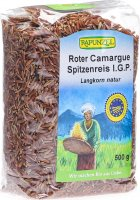 Image du produit Rapunzel Camargue Reis Rot Beutel 500g