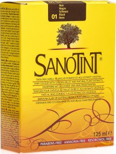Product picture of Sanotint Hair color 01 black