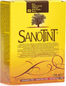 Product picture of Sanotint Hair colour 02 deep brown