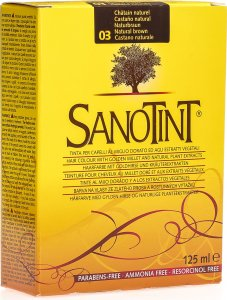 Product picture of Sanotint Hair colour 03 natural brown