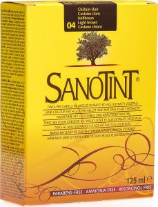 Product picture of Sanotint Hair colour 04 light brown