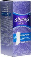 Product picture of Always Panty Liner Extra Protect Large 28 pieces