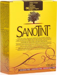 Product picture of Sanotint Hair color 08 mahogany