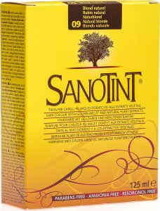 Product picture of Sanotint Hair color 09 naturally blonde