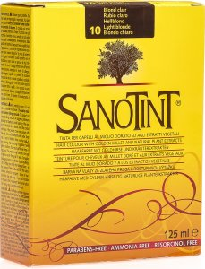 Product picture of Sanotint Hair color 10 light blonde