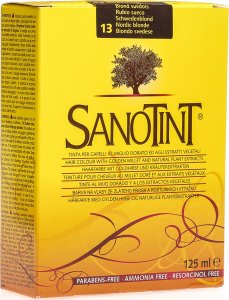 Product picture of Sanotint Hair color 13 Swedish blonde