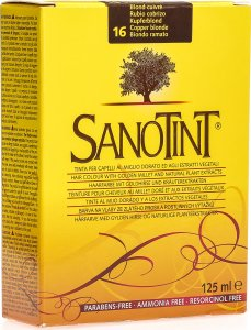 Product picture of Sanotint Hair color 16 copper blonde