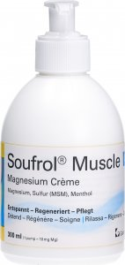 Immagine del prodotto Soufrol Muscle Magnesium Crème 300ml